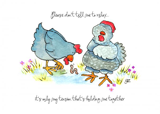 Blue Hens