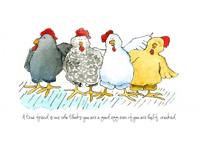 Furry Chicken