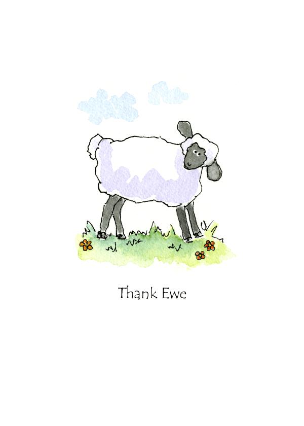 ThankEweBlackface