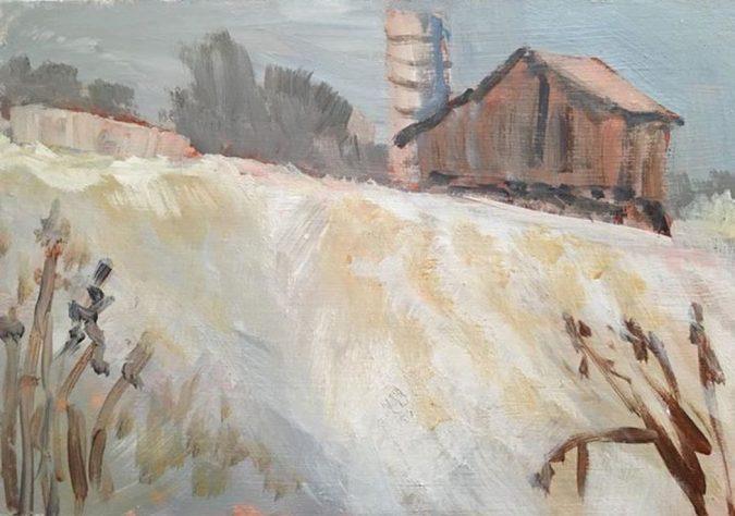 Mystery Barn