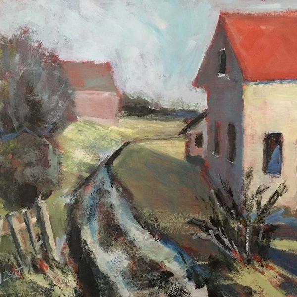 Farmhouse Lane