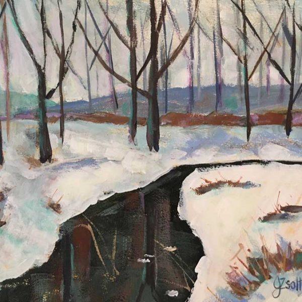 Leaskdale Creek
