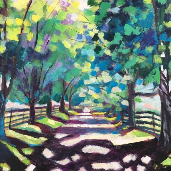 Colourful Canopy *SOLD*